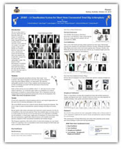 JISRF - A Classification System for Short Stem Uncemented Total Hip Arthroplasty